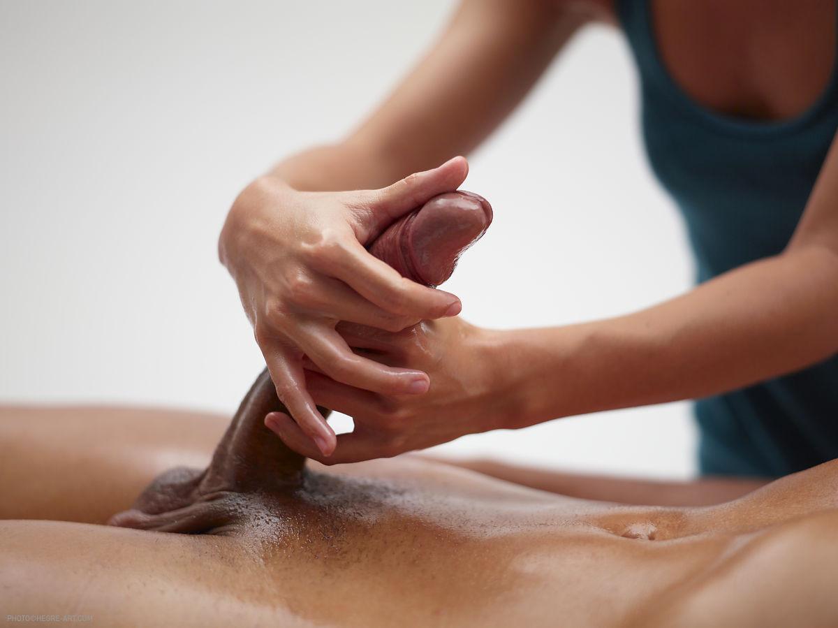 orgazm porno masaj